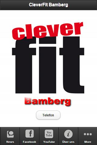 CleverFit Bamberg APP