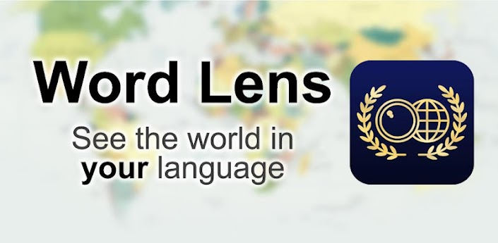 Word Lens Translator apk