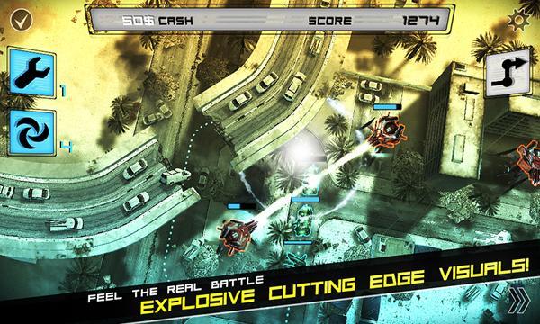Anomaly Warzone Earth HD screenshot #5