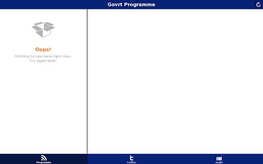 【免費商業App】Government Programme-APP點子