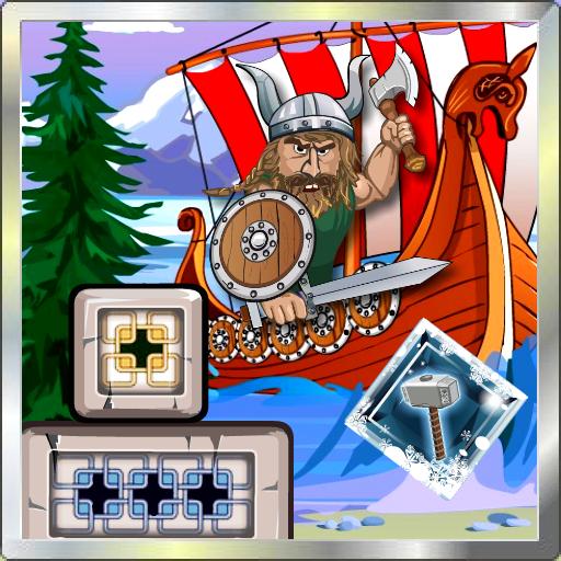 Block Puzzle: Viking Saga 解謎 App LOGO-APP試玩