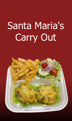 Santa Maria's Carry Out