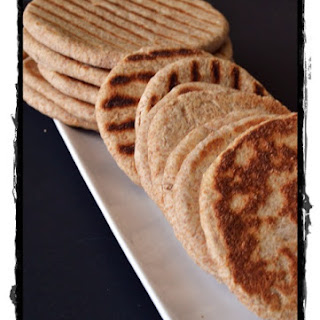Whole Wheat Pita Bread.