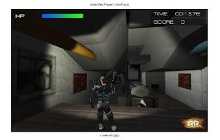 Screenshot of Deep Zero