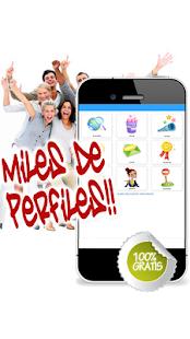 QueContactos Dating in Spanish - screenshot thumbnail