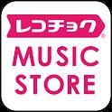 レコチョク~音楽ダウンロードアプリ 無料試聴・歌詞閲覧可能~ logo