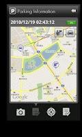 Screenshot of ParkingMyCar