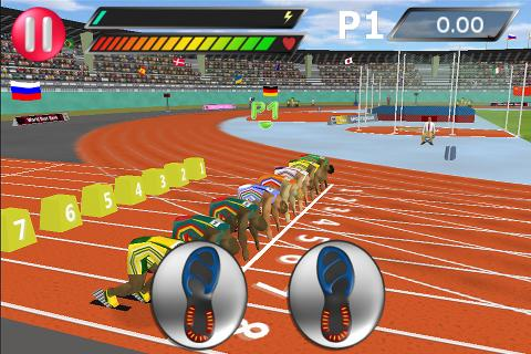 Summer Games 3D Lite - screenshot
