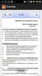 玩免費醫療APP 下載DosiCalc Ed. Pediatría app不用錢 硬是要APP