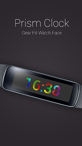 Prism Clock for Gear Fit