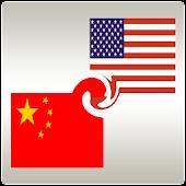 Learn Chinese widget
