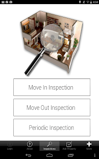 Property Inspection 4 Tablets - screenshot thumbnail