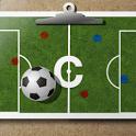 Soccer clipboard lite icon