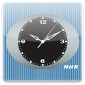 NHK Clock icon