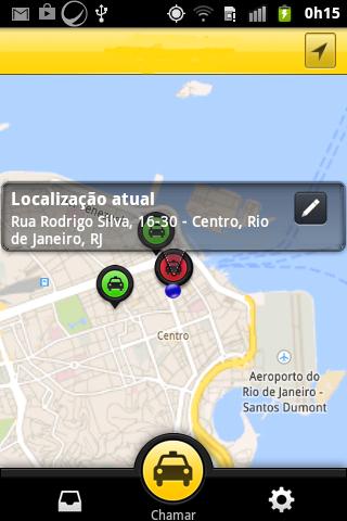 Taxi Londrina Cliente