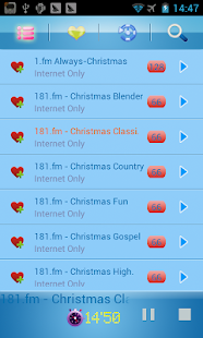 Holiday Radio - screenshot thumbnail