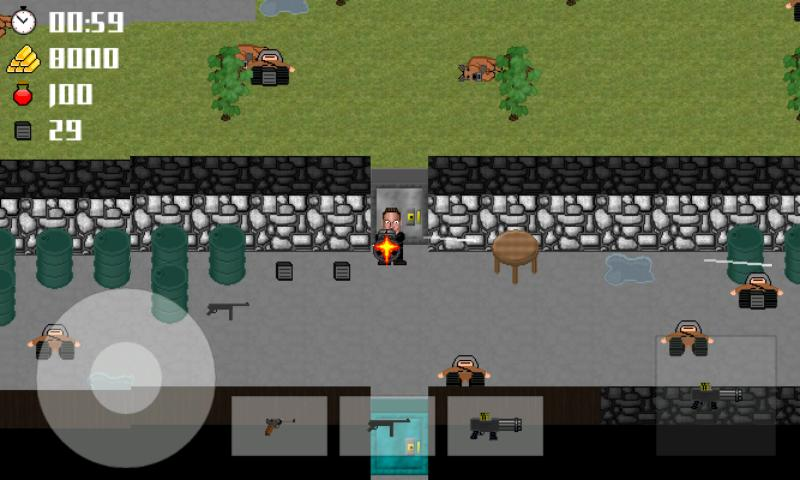 Vogelstein 2D - screenshot