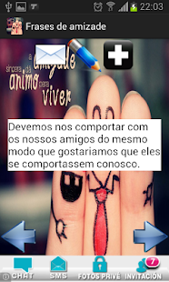 Frases de amizade portugues- screenshot thumbnail