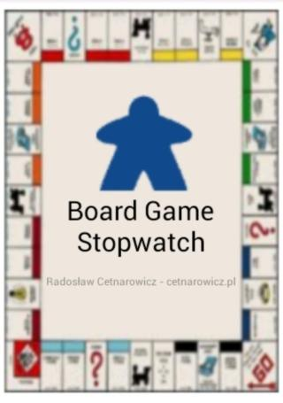 Board Game Stopwatch