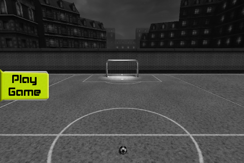 Soccer Park Practice