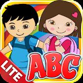 ABC Wordalicious Flashcards