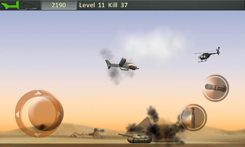 Drone Attack - screenshot