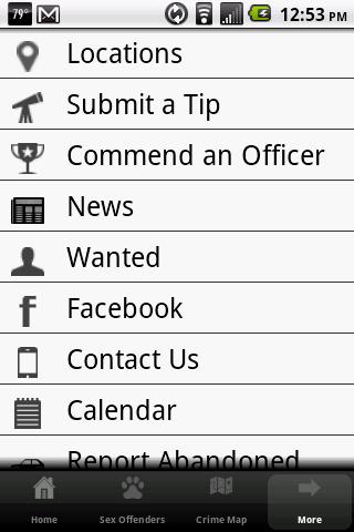 【免費新聞App】Trinity County Sheriffs Office-APP點子