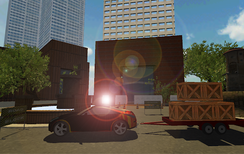 City Parking 370Z Simulator