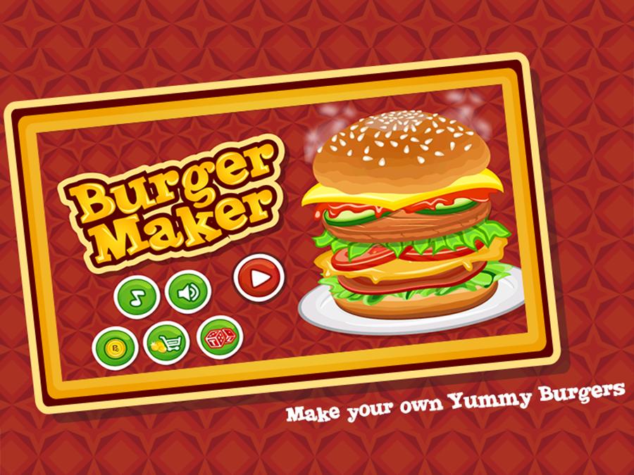 fabricante de hamburguesas - Aplicaciones de Android en Google Play