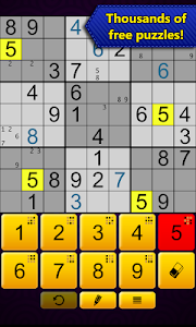 Sudoku Epic v2.2.3 (All Unlocked)