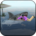 Real Shark Simulator 3D icon