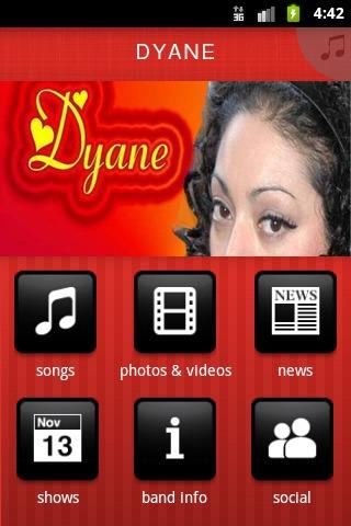 DYANE - screenshot