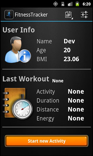 Fitness Tracker Free