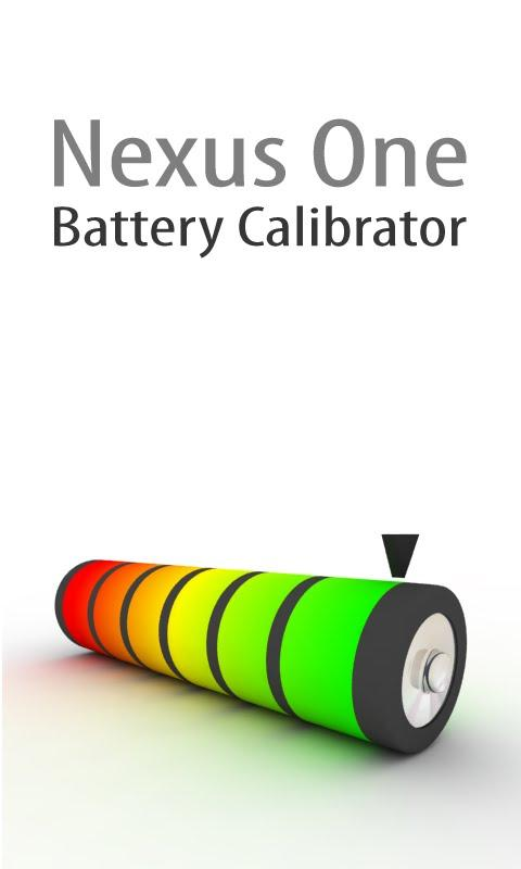 Battery Calibrator - screenshot