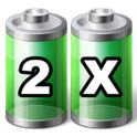 Battery Booster (2x Battery) icon