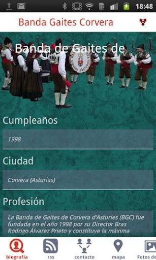 Banda Gaites Corvera