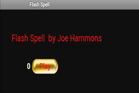 Flash Spell