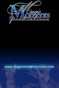 MagicMoments - screenshot thumbnail