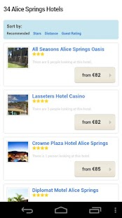 All Alice Springs Hotels - screenshot thumbnail