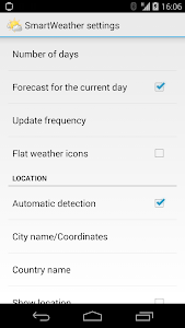 SmartWeather for SmartWatch screenshot 6