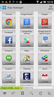 AppMgr III (App 2 SD) - screenshot thumbnail