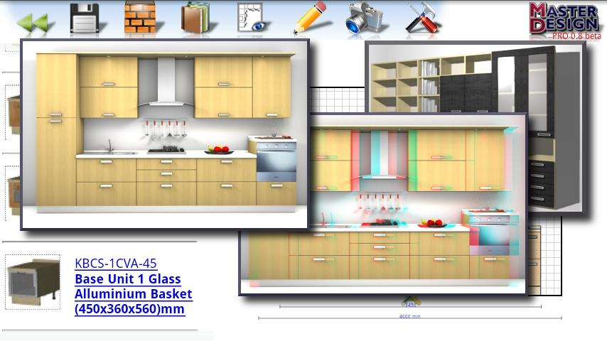Master-Design Furnish - screenshot