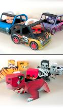 PaperChibi Lite 3D Papercraft screenshot thumbnail