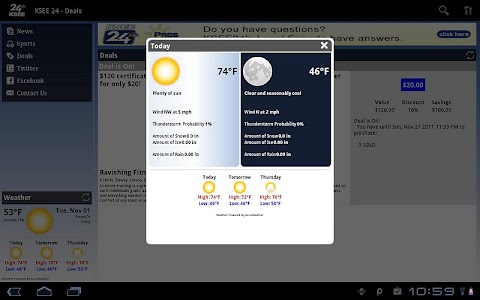 KSEE 24 for Tablet screenshot 3