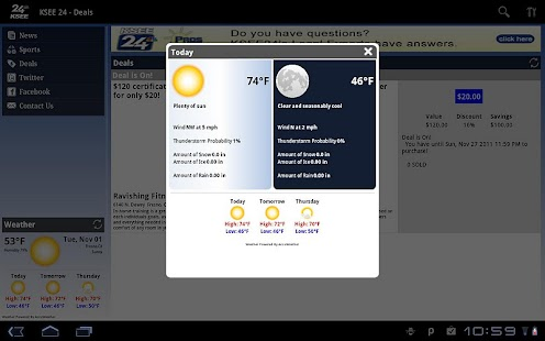 KSEE 24 for Tablet- screenshot thumbnail