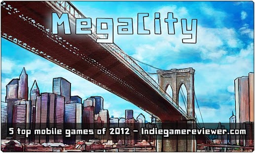 MegaCity – Xperia exclusive- screenshot thumbnail