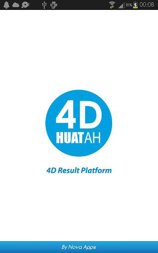 4D Huat Ah Results MY SG