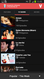 Asian Drama and Telenovela- screenshot thumbnail