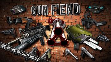 Screenshot of Gun Fiend