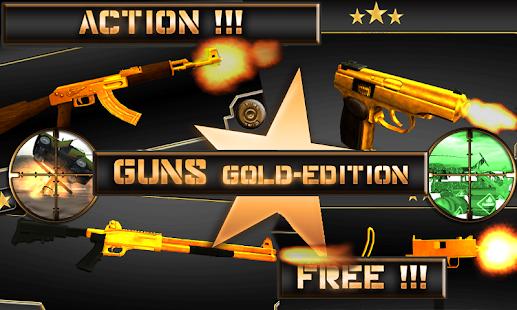 Guns - Gold Edition- screenshot thumbnail